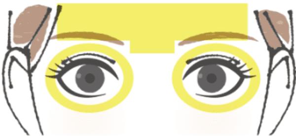 眼瞼下垂 緩和